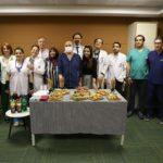 İzmit'ten gelen hastamızı sağlıkla taburcu ettik