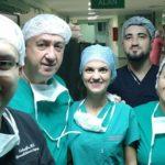 Organ Nakli ekibi iş başında